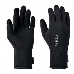 Rab Powerstretch Contact Gloves Black