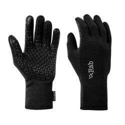 Rab Powerstretch Contact Grip Gloves Black
