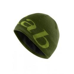 Rab Logo Beanie Army Green