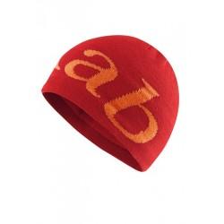 Rab Logo Beanie Red