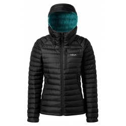 Rab Women's Microlight Alpine Jacket Black
