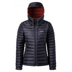 Rab Women's Microlight Alpine Jacket Steel