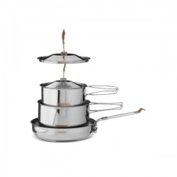 Primus Campfire Stainless Steel Cookset