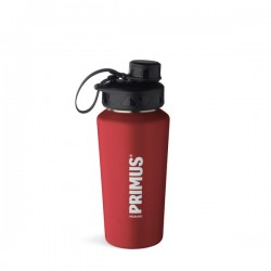 Primus Trailbottle Stainless Steel Flask 0.6ltr Red