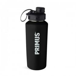 Primus Trailbottle Stainless Steel Flask 1.0ltr Black