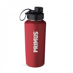 Primus Trailbottle Stainless Steel Flask 1.0ltr Red