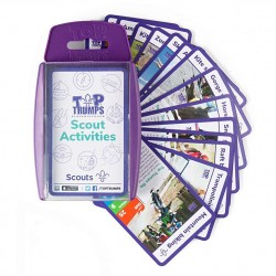 Scouts Top Trumps
