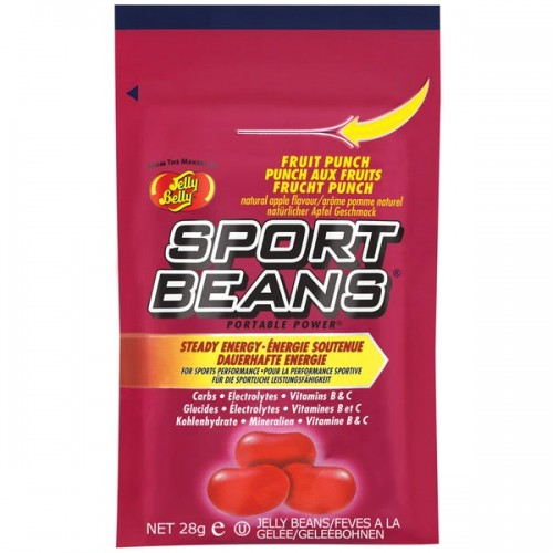Jelly Belly Sport Beans Fruit Punch 28g
