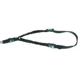 Viper Tactical Single Point Bungee Rifle Sling Black