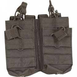 Viper Duo Mag Pouch Double Black