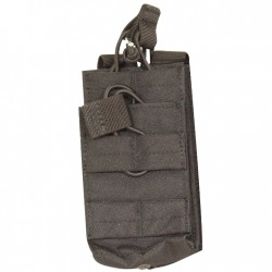 Viper Duo Mag Pouch Single Black