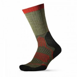 Thorlos Outdoor Fanatic Socks Olive/Red