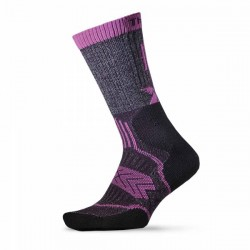 Thorlos Womens Outdoor Fanatic Socks Purple
