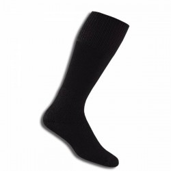 Thorlos Unisex Combat Boot Sock Black