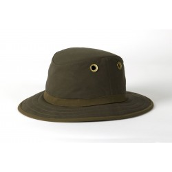 Tilley TWC7 Waxed Outback Hat