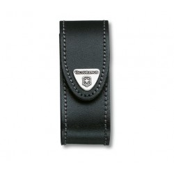 Victorinox Leather Belt Pouch Black 405203