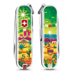 Victorinox Classic Limited Edition Mexican Sunset Swiss Army Knife