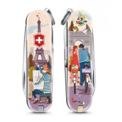 Victorinox Classic Limited Edition Paris Swiss Army Knife