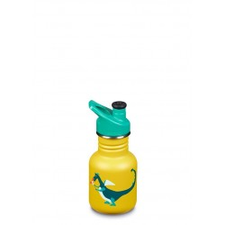 Klean Kanteen Kids Classic 355ml Bottle Dragon