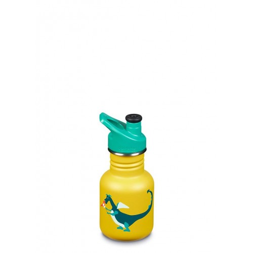 Klean Kanteen Kids Classic 355ml Bottle Dragon