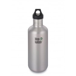 Klean Kanteen Classic 1182ml Bottle Brushed Stainless