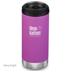Klean Kanteen TK Wide Insulated 355ml Berry Bright